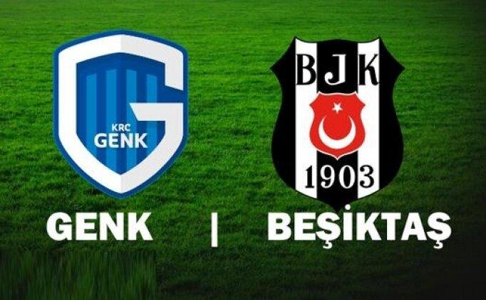 ÖZETLER Genk Beşiktaş maçı detayları
