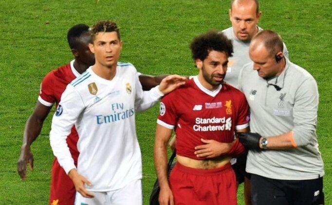 Cristiano Ronaldo: 'Salah, Ballon d'Or'u kazanabilir!'