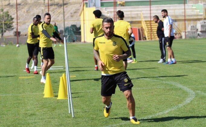 Yeni Malatyaspor'da hedef 3 puan