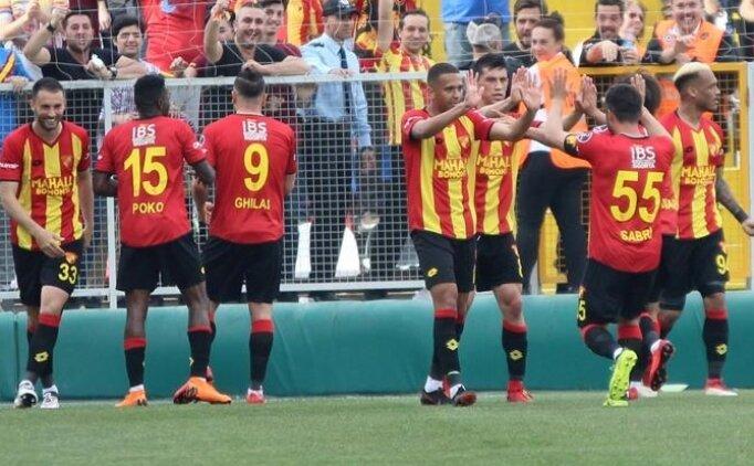Göztepe'nin yıldız ismi, Galatasaray maçında yok