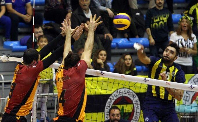 Filede Galatasaray ile Fenerbahçe karşı karşıya