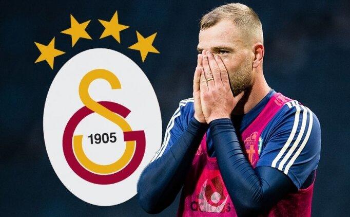 John Guidetti: 'Galatasaray harika bir kulüp'