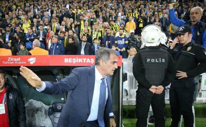 Şenol Güneş'in Fenerbahçe'ye karşı şok istatistiği!