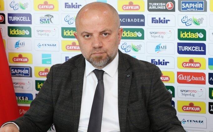 Rizespor'dan Beşiktaş açıklaması: 'Adalet bekliyoruz!'