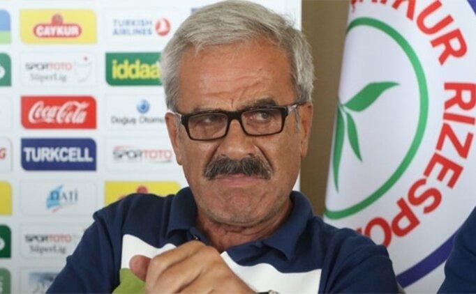 Rizespor'dan, kulübe haciz gönderen Hikmet Karaman hakkında açıklama