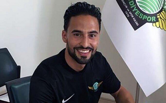 Akhisarspor'da 2 yıllık yeni sözleşme