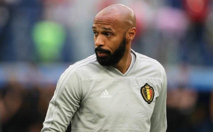 Thierry Henry'nin Bordeaux'yu reddetme nedeni belli oldu!