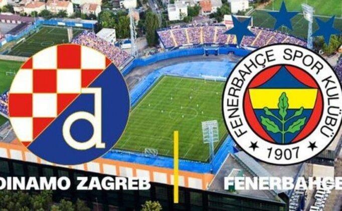Dinamo Zagreb - Fenerbahçe Maçını Şifresiz ve Ücretsiz İzleyebilirsiniz