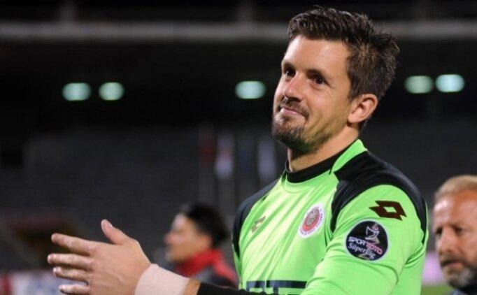 Johannes Hopf, Süper Lig'de kaldı!..