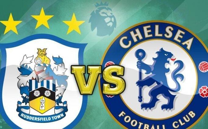 Huddersfield Chelsea maçı CANLI saat kaçta hangi kanalda?