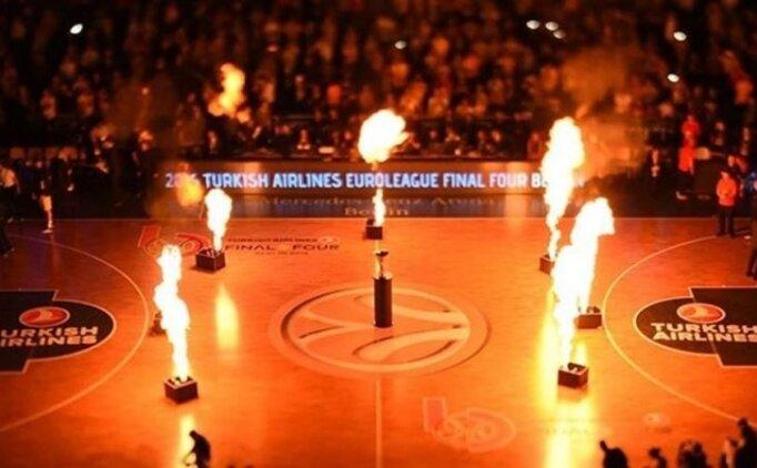 THY EuroLeague Dörtlü Final biletleri tükendi
