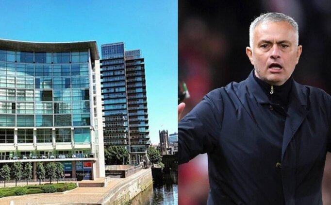 Jose Mourinho, kaldığı oteli zengin etti!