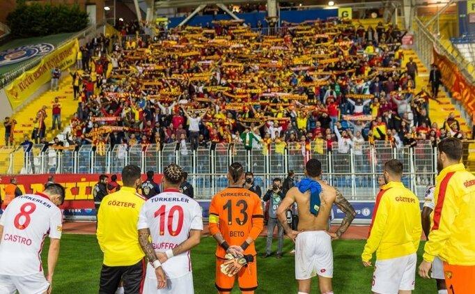 Göztepe ile Altınordu, hazırlık maçında karşılaşacak