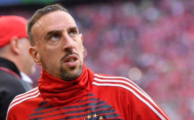 Bayern Münih'te Ribery ve Robben dönemi sona eriyor!