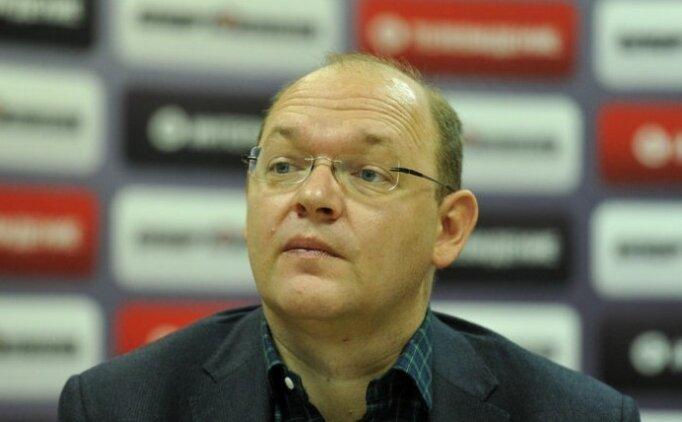 Lokomotiv Başkanı Gerkus: 'En acayip stat...'