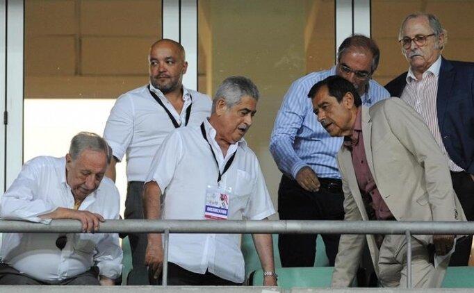 Benfica Başkanı Vieira: 'Oyunun karşılığını alamadık'