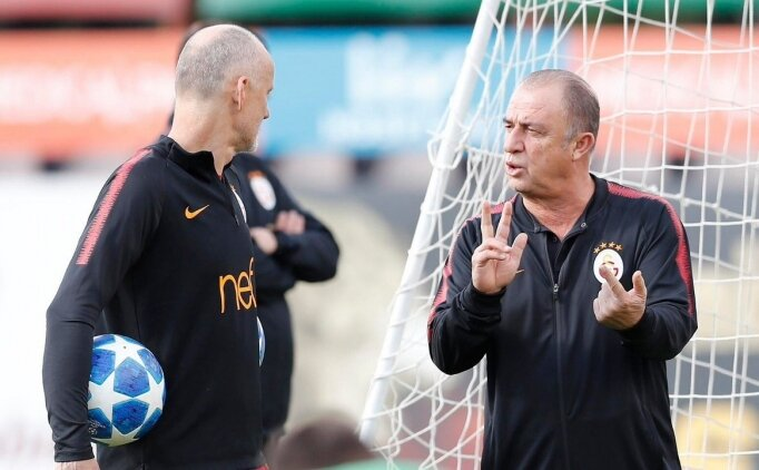 Fatih Terim'den Kayserispor maçına özel kadro