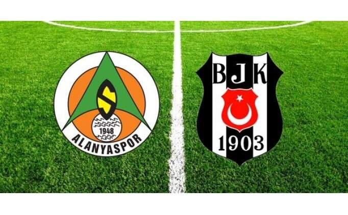Alanyaspor Beşiktaş ÖZETİ, bein sports Süper Lig maçları özetleri
