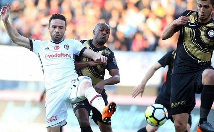 Beşiktaş maç özeti izle, Osmanlıspor BJK maçı golleri