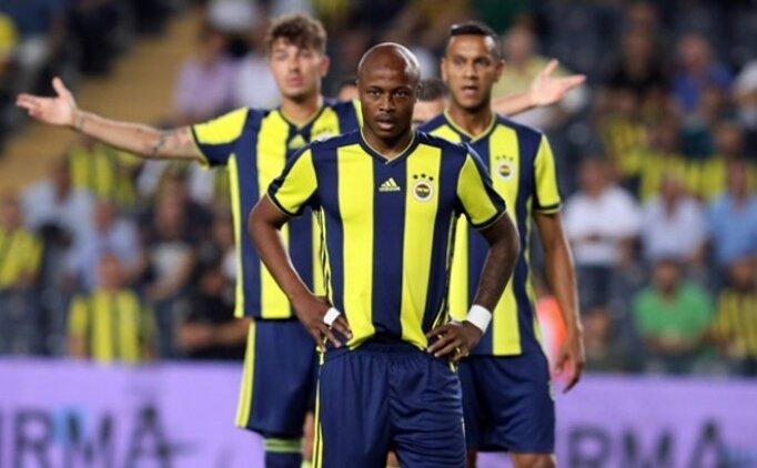 Ayew, Benfica ile rövanşında oynayacak mı?