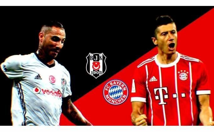Bayern Münih - Beşiktaş maçını tahmin ettiler ve...