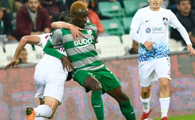 Bursaspor'a transfer yasağı! Yeni gelişme...
