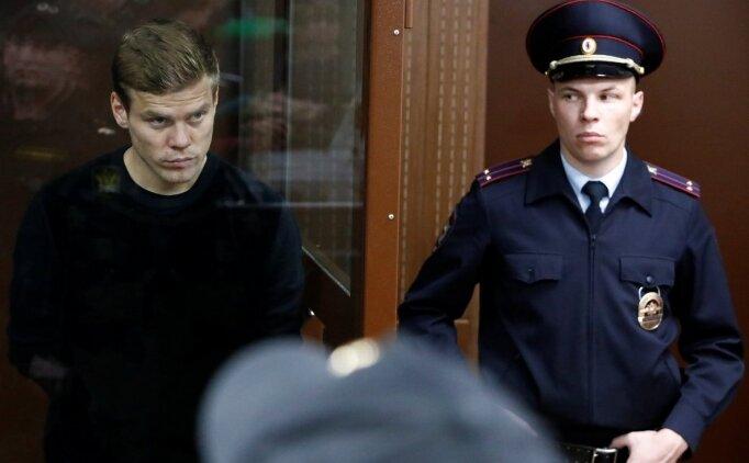 Kokorin ve Mamaev tutuklandı!