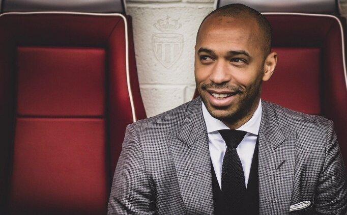 Monaco, Thierry Henry'yi duyurdu!