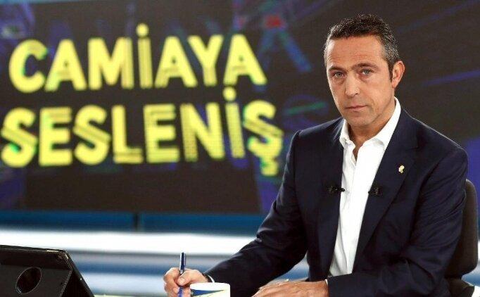 Ali Koç'un ne zaman konuşacağı açıklandı!