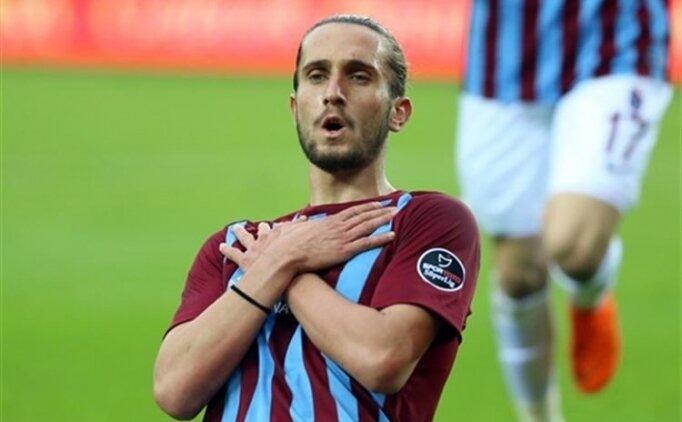 Trabzonspor'da Yusuf Yazıcı hamlesi!