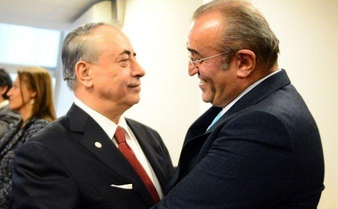 Galatasaray'da kriz son anda engellendi!