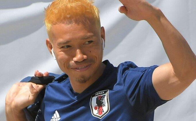 Yuto Nagatomo rötar yaptı!