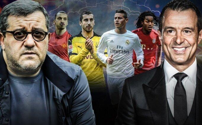 UEFA'dan menajer ücretleri için tarihi hazırlık!