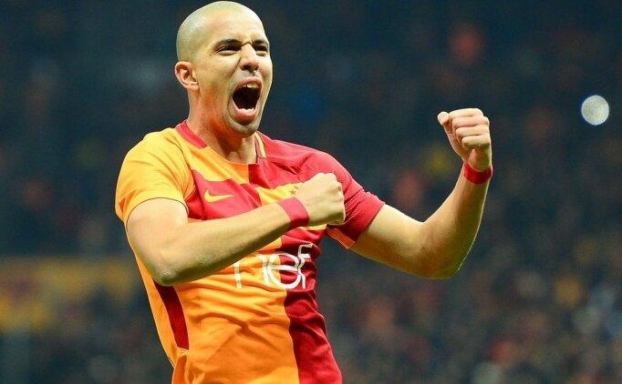 Galatasaray'ın Süper Lig'de rekor rakamı