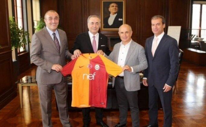 Galatasaray'a yaklaşık 130 dönümlük arazi tahsisi