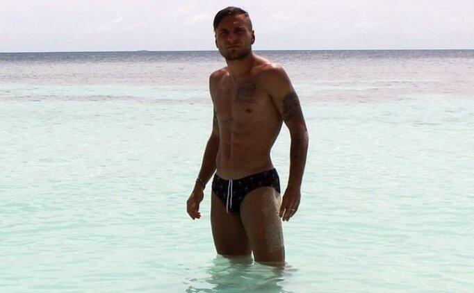 Ciro Immobile, deniz kenarında bıçaklanıyordu!