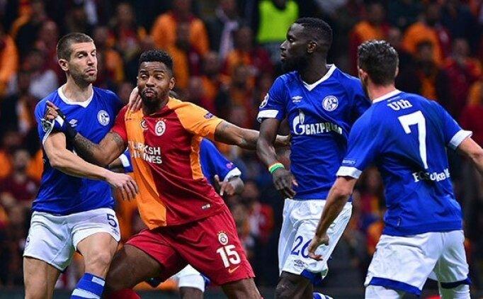 Schalke Galatasaray maçı geniş özet izle (Schalke Galatasaray golleri izle)
