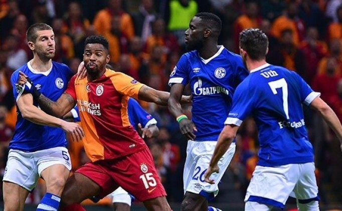 Galatasaray Schalke şifresiz İZLE (ÖZET), Schalke Galatasaray maçı kaç kaç bitti?