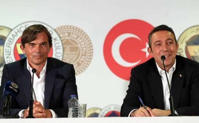 Cocu'nun Ali Koç'tan istediği transfer!