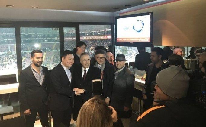 Galatasaray, Çinlilere mi satılacak? O iddiaya yanıt...
