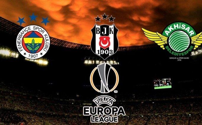 Beşiktaş ve F.Bahçe'ye iddaa'da yüklenme