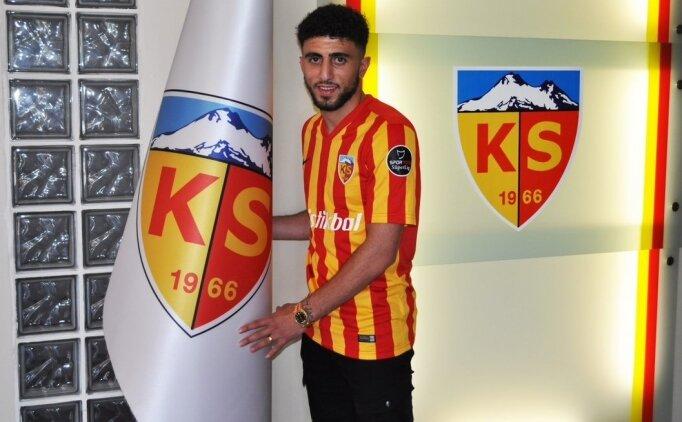 Kayserispor'un bombası; Bilal Başacıkoğlu!