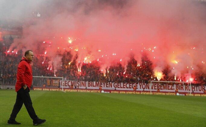 Galatasaray'da hedef 1 milyon taraftar