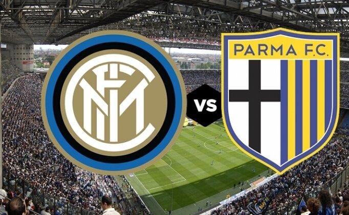 Inter Parma maçı canlı hangi kanalda saat kaçta?