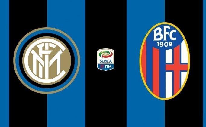 İnter Bologna maçı canlı hangi kanalda saat kaçta?