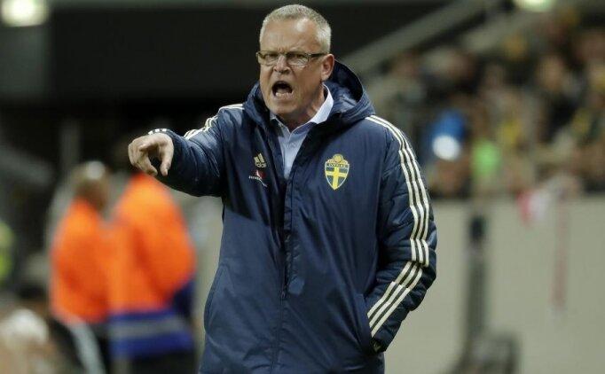 Janne Andersson: 'Türkler daha istekliydi'