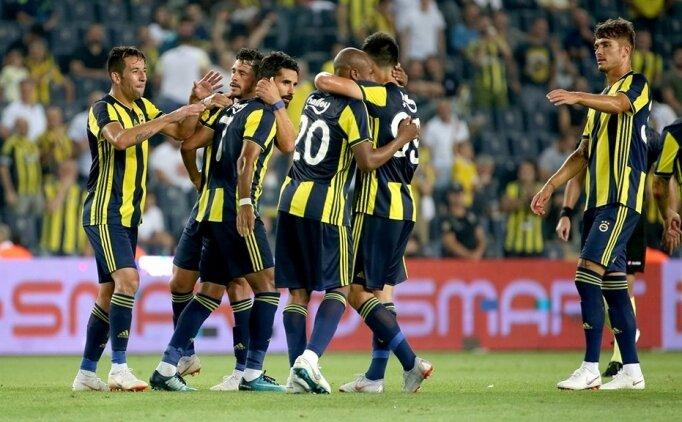 Fenerbahçe - Bursaspor! Muhtemel 11'ler