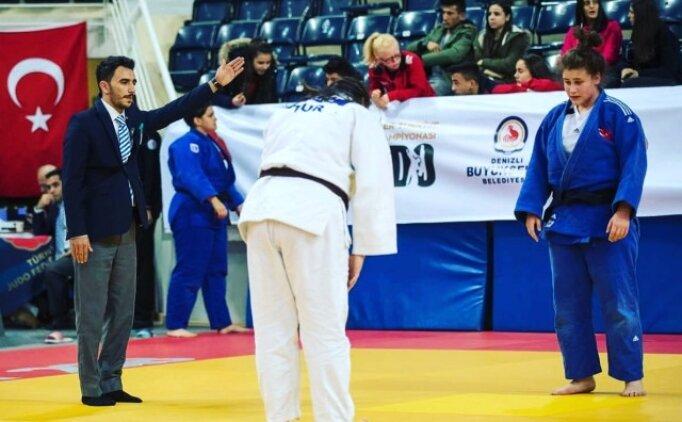 Judo Milli Takımında yangın paniği!