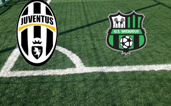 Juventus Sassuolo maçı canlı hangi kanalda saat kaçta?