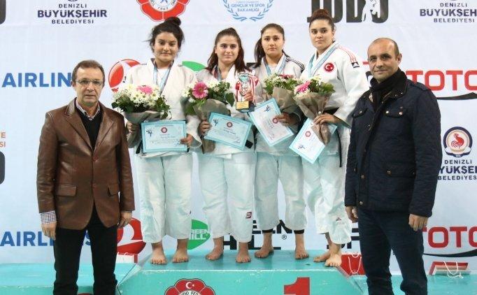 Türkiye Gençler Judo Şampiyonası sona erdi